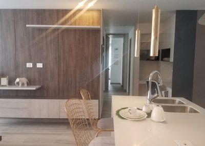 Apartamento modelo Picasso