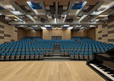 Auditorios construcciones acústicas